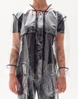 Capa de Chuva Transparente Atacado